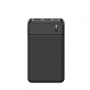 Išorinė baterija Power Bank Maxlife MXPB-01 10000mAh juoda