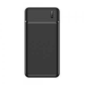 Išorinė baterija Power Bank Maxlife MXPB-01 20000mAh juoda