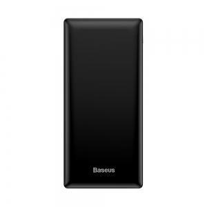Išorinė baterija Power Bank Baseus Mini JA Fast charge 3A 30000mAh juoda PPJAN-C01