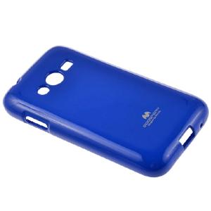 Silikoninis Samsung Trend 2 G313 Mercury Jelly Case mėlynas dėklas