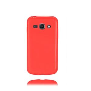 Silikoninis Samsung Trend 2 G313 Mercury Jelly Case raudonas dėklas