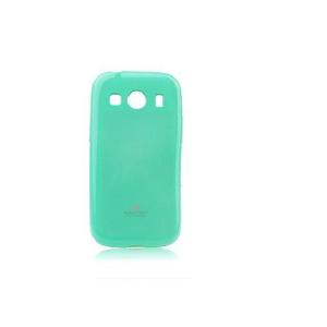 Silikoninis Samsung Trend 2 G313 Mercury Jelly Case žalias dėklas