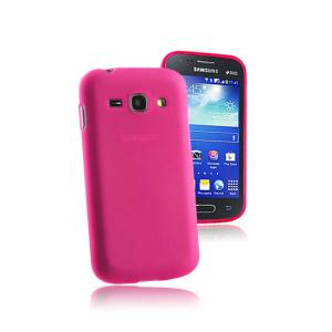 Silikoninis Samsung Trend 2 G313 Mercury Jelly Case rožinis dėklas