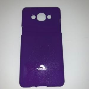 Silikoninis Samsung A5 A500 Mercury Jelly Case violetinis dėklas