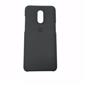 Silikoninis dėklas  OnePlus 7  juodas