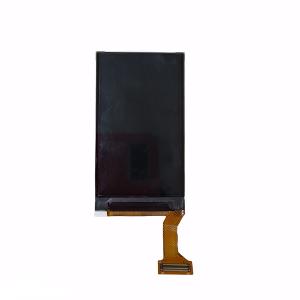 Nokia 5250 ekranas su liečiamu stikliuku (originalus) RM-684